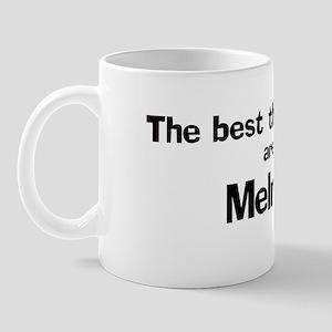 Melrose: Best Things Mug