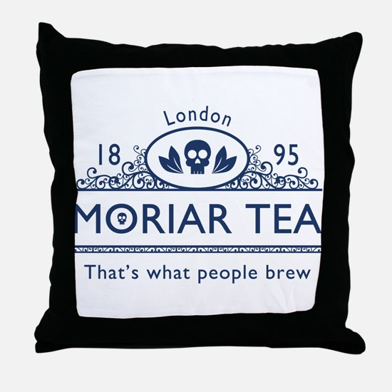 Moriartea New Version Throw Pillow