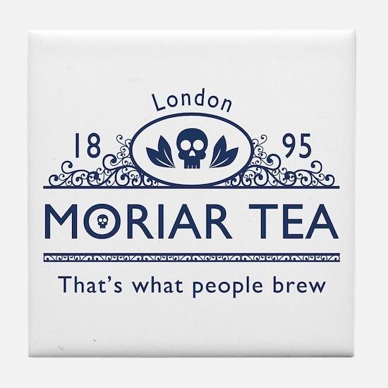 Moriartea New Version Tile Coaster