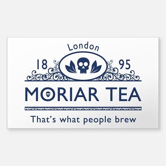 Moriartea New Version Sticker (Rectangle)