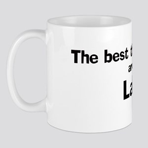 Lake: Best Things Mug