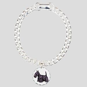 dover scottie Charm Bracelet, One Charm