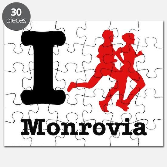 I Run Monrovia Puzzle