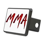 MMA Rectangular Hitch Cover