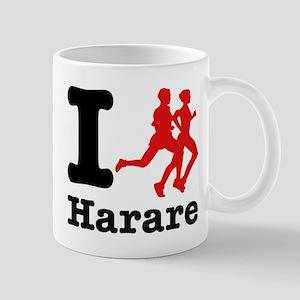 I Run Harare Mug