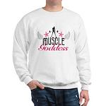Muscle Goddess Sweatshirt