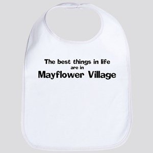 Mayflower Village: Best Thing Bib