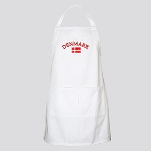 Denmark Soccer Designs Apron