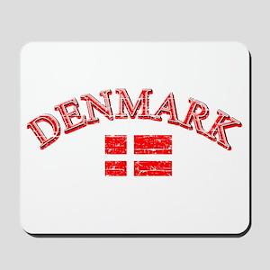 Denmark Soccer Designs Mousepad