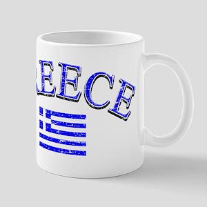 Greece Soccer Designs Mug