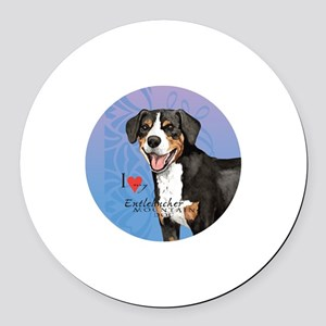 Entlebucher Mountain Dog Magnet