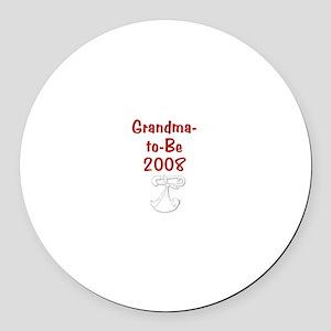 Grandma-to-Be 2008 Magnet