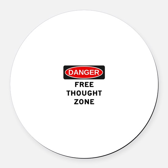 Free Thought Magnet