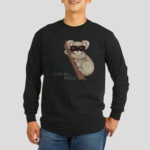 Koala Long Sleeve Dark T-Shirt