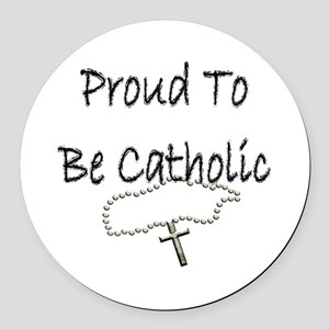 Proud to be Catholic Magnet
