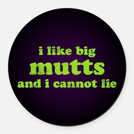 I Like Big Mutts Magnet