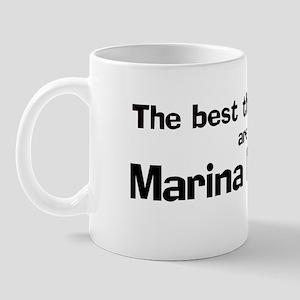 Marina Del Rey: Best Things Mug