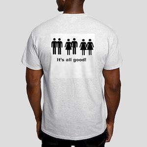 GSA T-Shirt Grey
