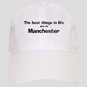 Manchester: Best Things Cap