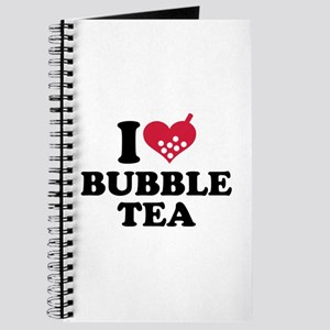 I love Bubble Tea Journal