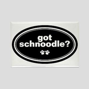 Got Schnoodle? Rectangle Magnet