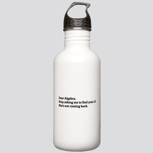 Dear Algebra Stainless Water Bottle 1.0L