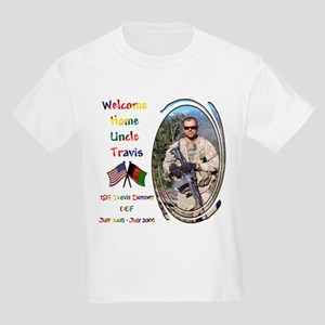 Welcome Home Uncle Kids T-Shirt