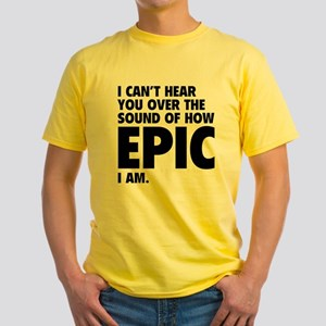 EPIC Yellow T-Shirt