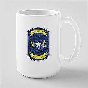 NC_shield Large Mug