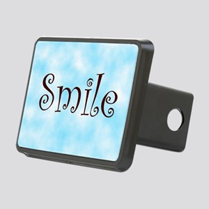 Smile Rectangular Hitch Cover