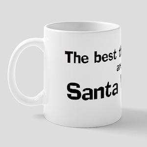 Santa Venetia: Best Things Mug
