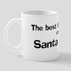 Santa Monica: Best Things Mug
