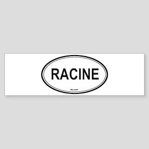 Racine (Wisconsin) Bumper Sticker