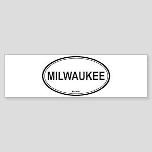 Milwaukee (Wisconsin) Bumper Sticker