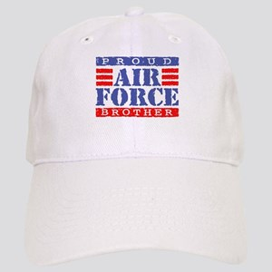 Proud Air Force Brother Cap