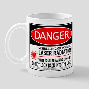 Laser Safety Mug