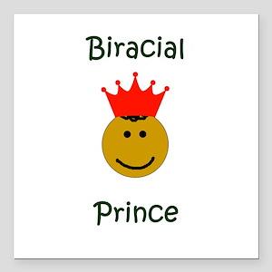 Biracial Baby/ Biracial Pride Creeper Square Car M