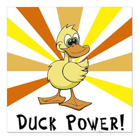 duck power!