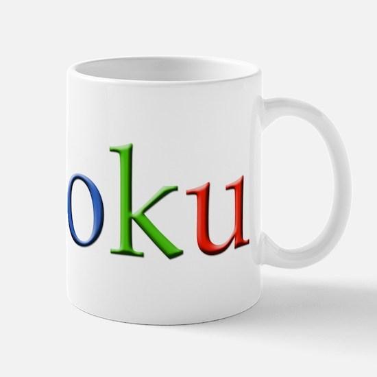 Google Sudoku Mug