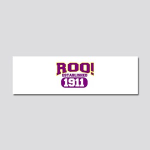 roo1911 Car Magnet 10 x 3