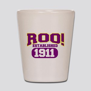 roo1911 Shot Glass
