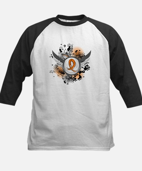 Wings and Ribbon Multiple Sclerosis Tee