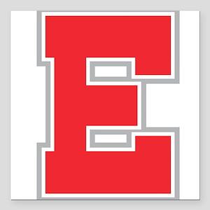 East High E Square Car Magnet