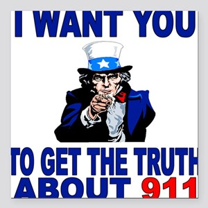 I Want You To Get The Truth About 911 Square Car M