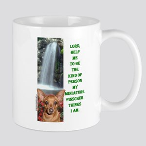 Lord Help Me -RecMag -MinPin,RedCr Mugs