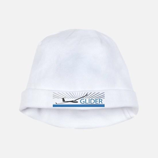 Aircraft Glider baby hat