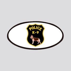 K9 Police Officers Patches
