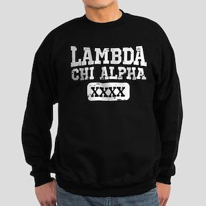 Lambda Chi Alpha Athletics Perso Sweatshirt (dark)