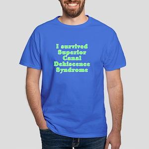I survived SCDS - Dark T-Shirt