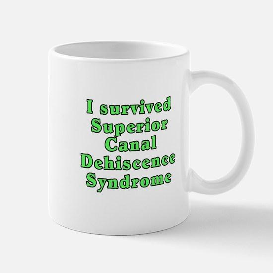 I survived SCDS - Mug